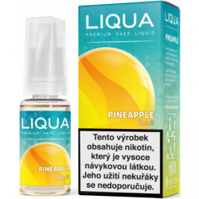 Liquid LIQUA CZ Elements Pineapple 10 ml-12 mg