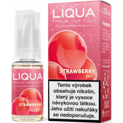 Liquid LIQUA CZ Elements Strawberry 10 ml-18 mg