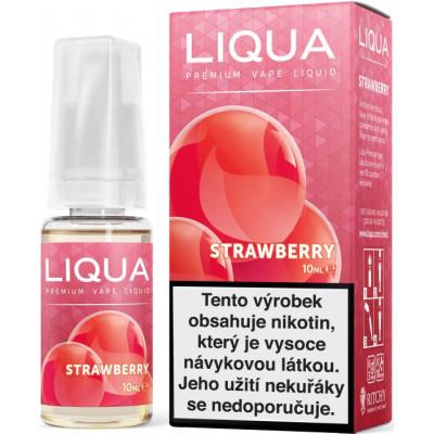 Liquid LIQUA CZ Elements Strawberry 10 ml-3 mg