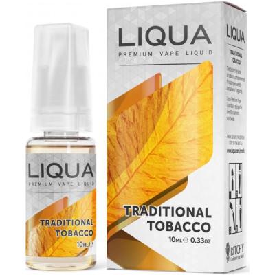 Liquid LIQUA CZ Elements Traditional Tobacco 10 ml-0 mg