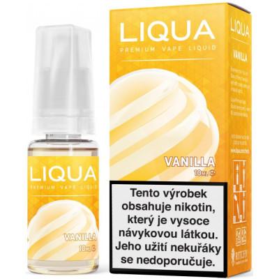 Liquid LIQUA CZ Elements Vanilla 10 ml-3 mg