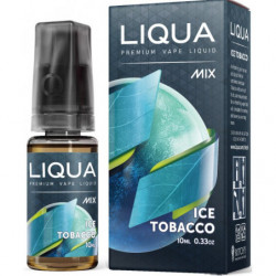 Liquid LIQUA CZ MIX Ice Tobacco 10 ml-00 mg