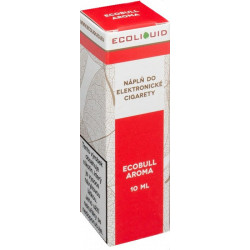 Liquid Ecoliquid Ecobull 10 ml - 6 mg