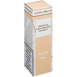 Liquid Ecoliquid ECOCAM 10 ml - 6 mg