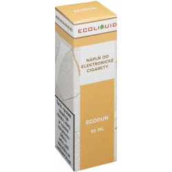 Liquid Ecoliquid ECODUN 10 ml - 3 mg
