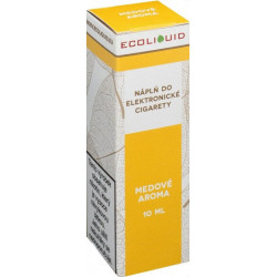 Liquid Ecoliquid Honey 10 ml - 6 mg
