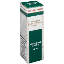 Liquid Ecoliquid Watermelon 10 ml - 12 mg