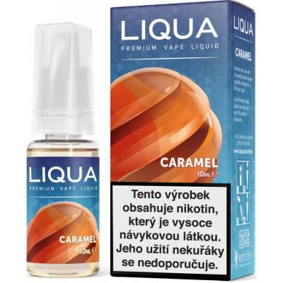Liquid LIQUA CZ Elements Caramel 10 ml-03 mg