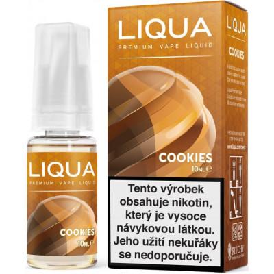 Liquid LIQUA CZ Elements Cookies 10 ml-3 mg