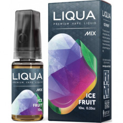 Liquid LIQUA CZ MIX Ice Fruit 10 ml-00 mg