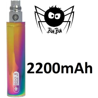 GS eGo II baterie 2200 mAh Rainbow
