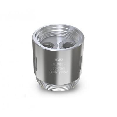 Eleaf HW2 Dual Cylinder žhavící hlava 0,3 ohm