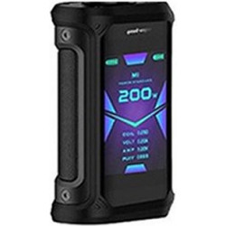 GeekVape Aegis X TC 200W grip Easy Kit Stealth Black