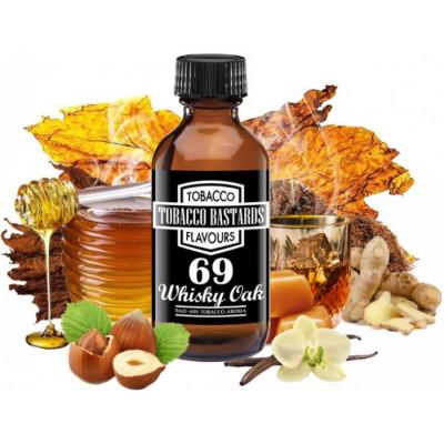 Příchuť Flavormonks 10 ml Tobacco Bastards No.69 Whiskey Oak