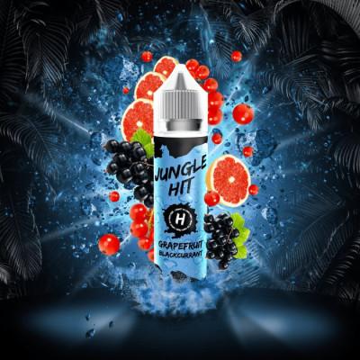 Příchuť Jungle Hit Shake and Vape 12 ml Grapefruit Blackcurrant