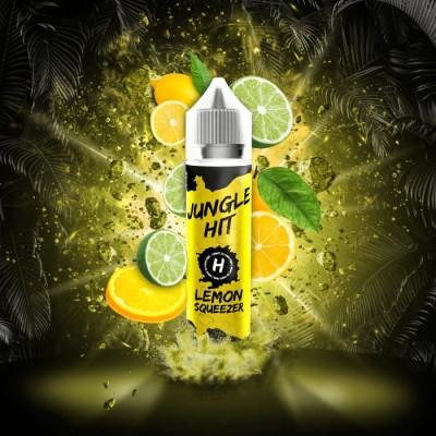 Příchuť Jungle Hit Shake and Vape 12 ml Lemon Queezer