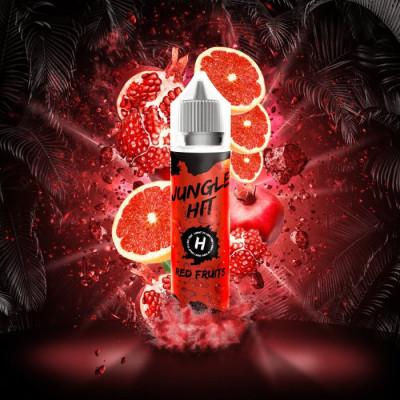 Příchuť Jungle Hit Shake and Vape 12 ml Red Fruits