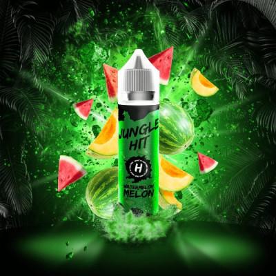 Příchuť Jungle Hit Shake and Vape 12 ml Watermelon Melon