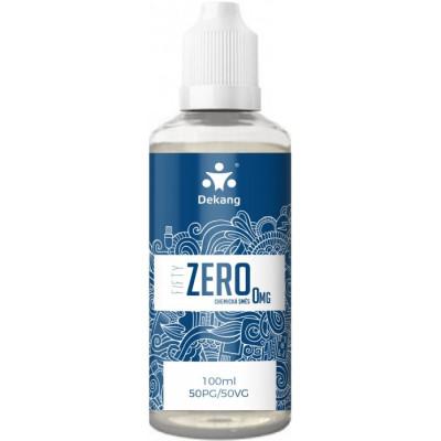 Chemická směs Dekang Fifty 100 ml PG50-VG50 00 mg