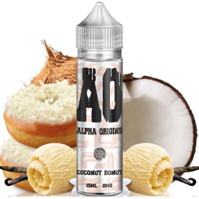 Příchuť Alpha Origins Shake and Vape 15 ml Coconut Donut