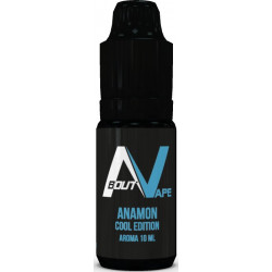 Příchuť Bozz Pure COOL EDITION 10 ml Anamon