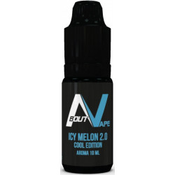 Příchuť Bozz Pure COOL EDITION 10 ml ICY Melon V2.0