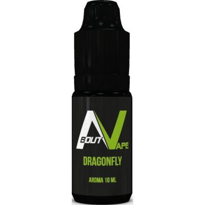 Příchuť Bozz Pure 10 ml Dragonfly (Dračí ovoce a liči)