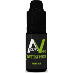 Příchuť Bozz Pure 10 ml Sweetest Poison