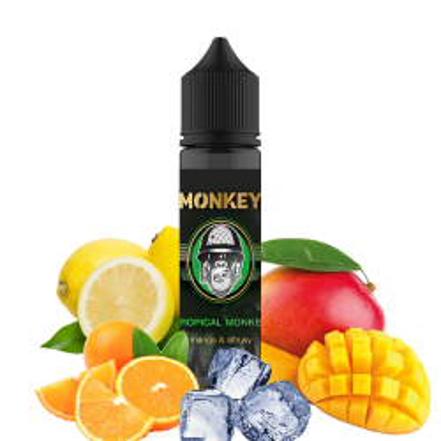 Příchuť MONKEY liquid Shake and Vape Tropical Monkey 12 ml
