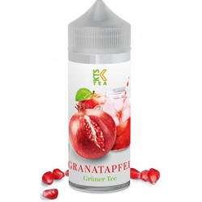 Příchuť KTS Tea Shake and Vape 30 ml Granatapfel