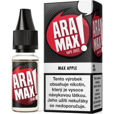 Liquid ARAMAX Max Apple 10 ml-06 mg