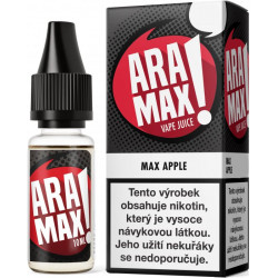Liquid ARAMAX Max Apple 10 ml-6 mg