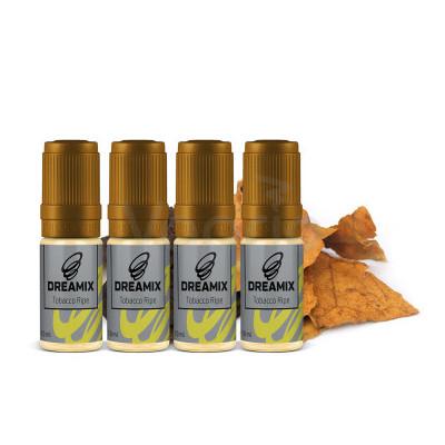 Dreamix Tobacco Ripe 4x10 ml-12 mg (Čistý tabák)