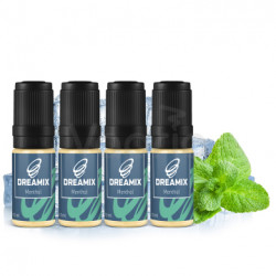 Dreamix Menthol 4x10 ml-06 mg (Mentol)