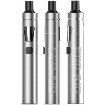Joyetech eGo AIO ECO Friendly Version elektronická cigareta 1700 mAh Silver