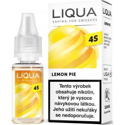 Liquid LIQUA CZ 4S Lemon Pie 10 ml-20 mg