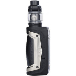 GeekVape Aegis Max 100W grip Full Kit White Storm