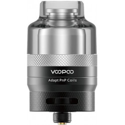 VOOPOO RTA Pod Clearomizer 2ml Black