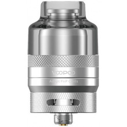 VOOPOO RTA Pod Clearomizer 2ml Silver