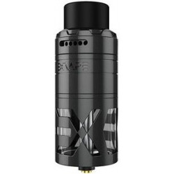 Exvape eXpromizer TCX RDTA Clearomizer 7ml Gunmetal