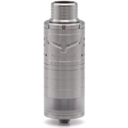 Vapor Giant Extreme 2 RDTA Clearomizer 6,5ml Silver