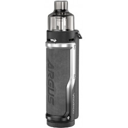 VOOPOO Argus Pro 80W grip 3000mAh Full Kit Vintage Grey and Silver