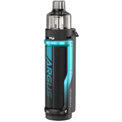 VOOPOO Argus Pro 80W grip 3000mAh Full Kit Litchi Leather and Blue