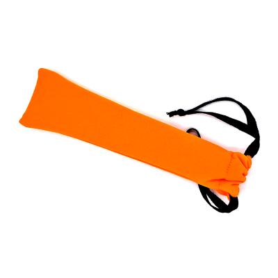 Pouzdro na e-cigaretu softshellové vel. S oranžová neon
