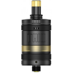 ZQ TRIO RTA clearomizer 2ml Black