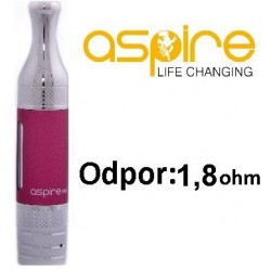 aSpire ET-S Victory clearomizer 3 ml 1,8ohm Red