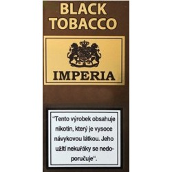 Ochucená báze IMPERIA Black Tobacco 10ml - 12mg